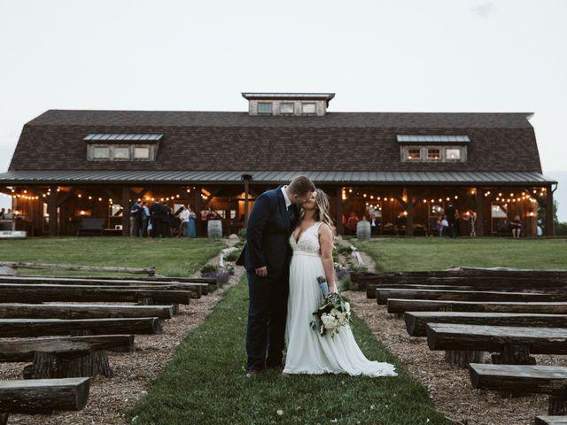 Patric and Dakota's Wedding in Branson, Missouri 27