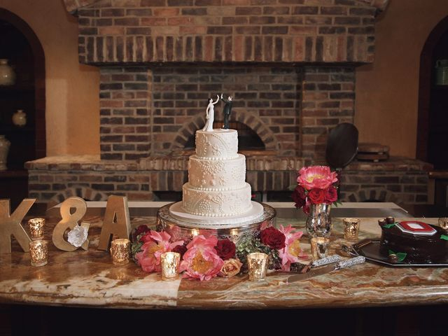 Adam and Kristina's Wedding in Montverde, Florida 42