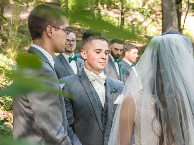 Lindsey and Corey's Wedding in Clarkesville, Georgia 2