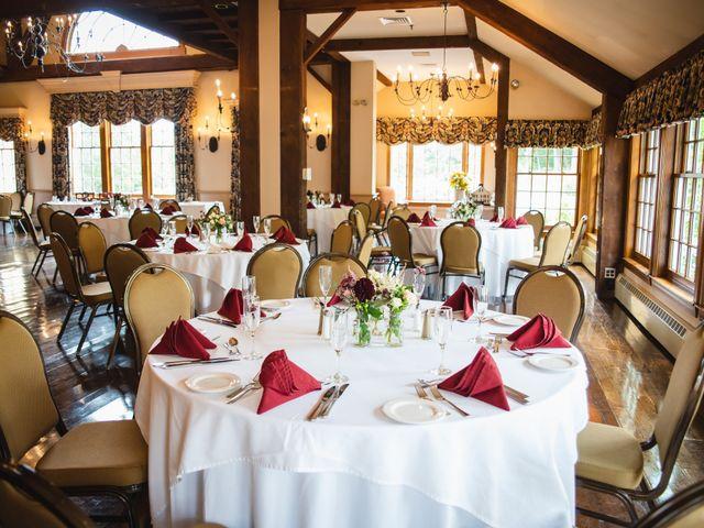 Sam and Janna's Wedding in Sturbridge, Massachusetts 3