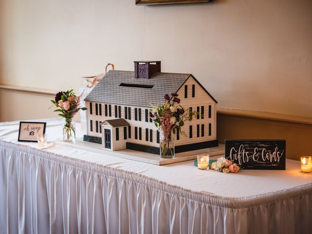 Sam and Janna's Wedding in Sturbridge, Massachusetts 10