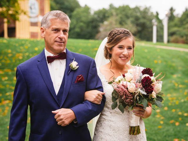 Sam and Janna's Wedding in Sturbridge, Massachusetts 12