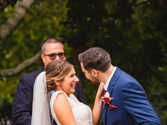 Sam and Janna's Wedding in Sturbridge, Massachusetts 14