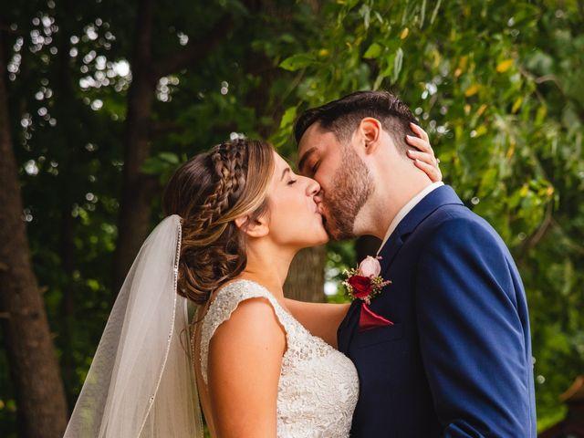 Sam and Janna's Wedding in Sturbridge, Massachusetts 16
