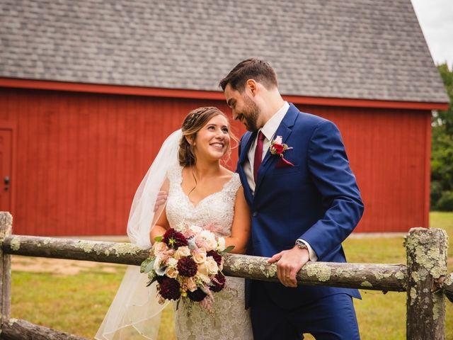 Sam and Janna's Wedding in Sturbridge, Massachusetts 17