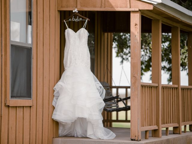 Emily and Seth's Wedding in Stroud, Oklahoma 4