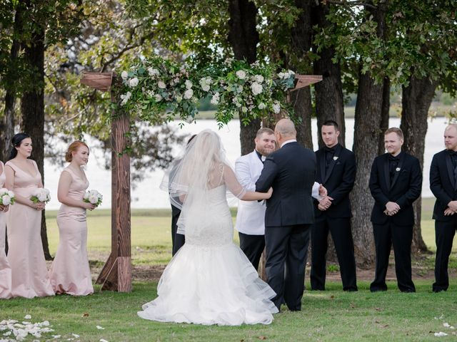 Emily and Seth's Wedding in Stroud, Oklahoma 5