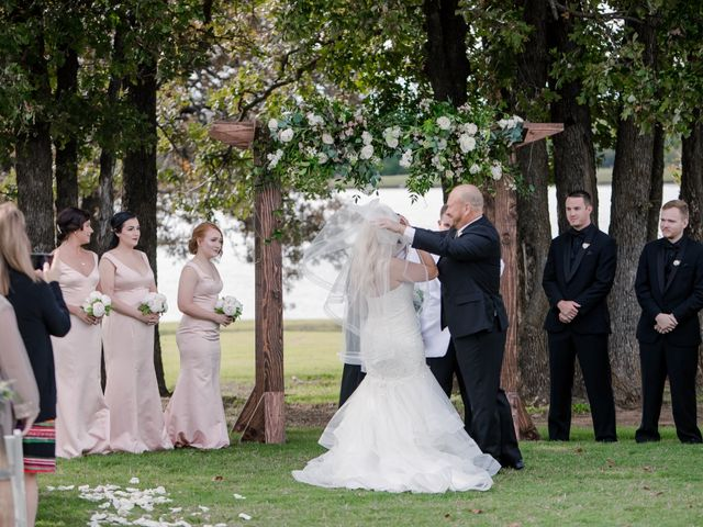 Emily and Seth's Wedding in Stroud, Oklahoma 6