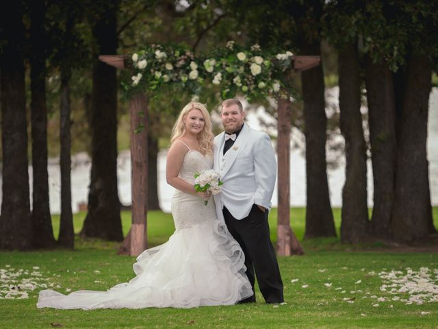The wedding of Seth and Emily