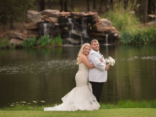 Emily and Seth's Wedding in Stroud, Oklahoma 13