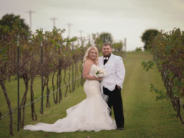 Emily and Seth's Wedding in Stroud, Oklahoma 14