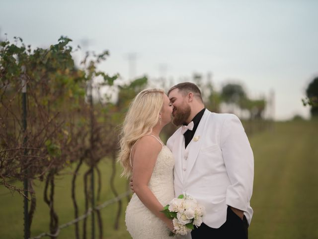 Emily and Seth's Wedding in Stroud, Oklahoma 15