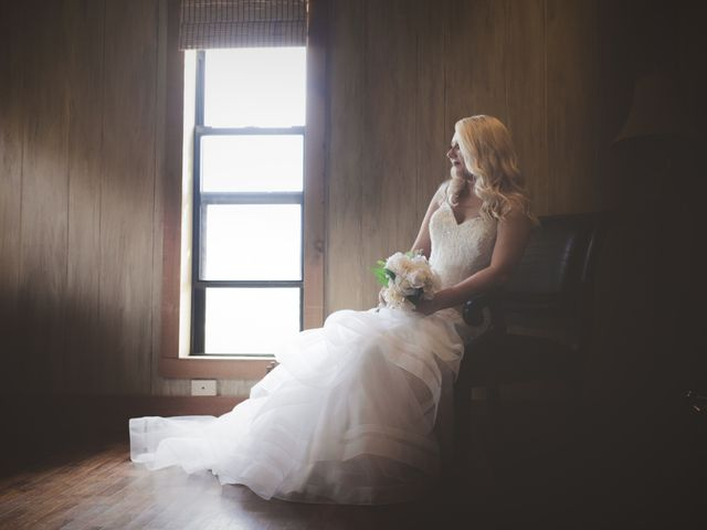 Emily and Seth's Wedding in Stroud, Oklahoma 17