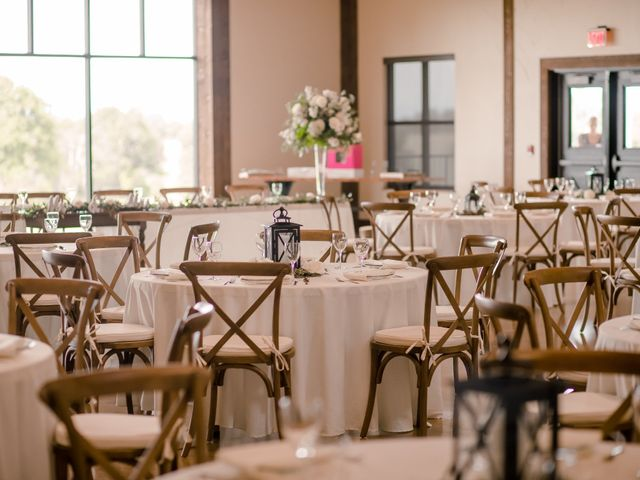 Emily and Seth's Wedding in Stroud, Oklahoma 22