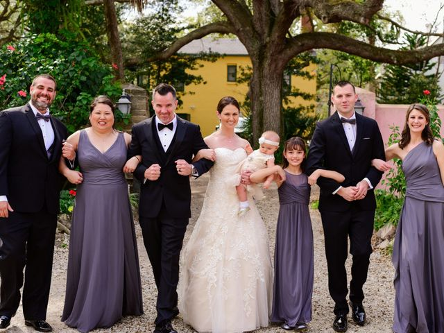 A.J. and Rochelle's Wedding in Saint Augustine, Florida 11