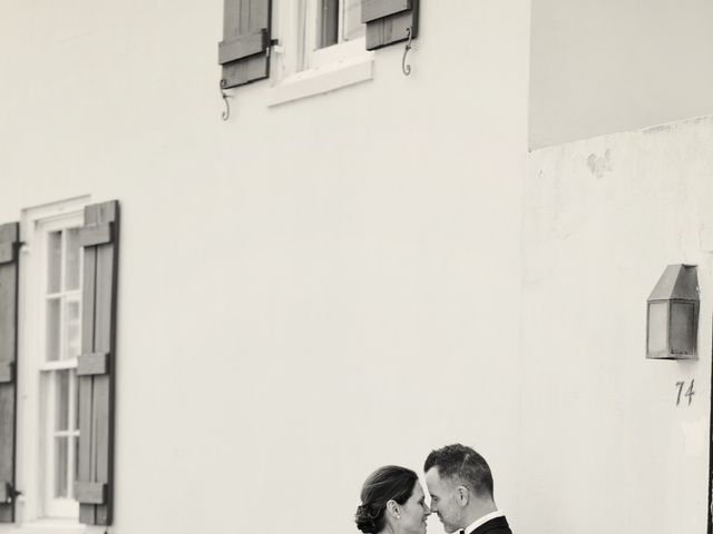 A.J. and Rochelle's Wedding in Saint Augustine, Florida 14