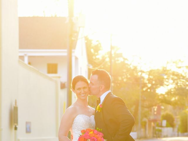 A.J. and Rochelle's Wedding in Saint Augustine, Florida 21