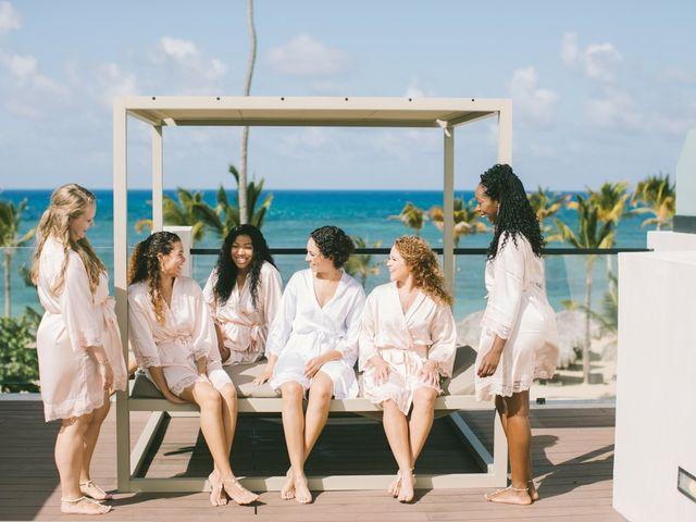 Rick and Samantha's Wedding in Punta Cana, Dominican Republic 18
