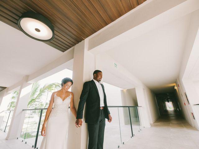 Rick and Samantha's Wedding in Punta Cana, Dominican Republic 41