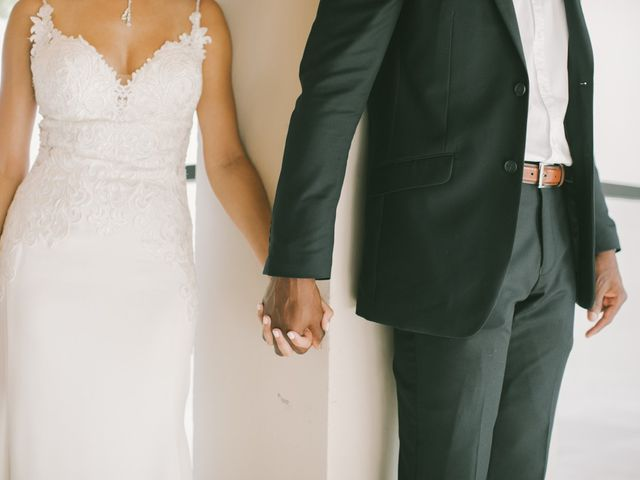 Rick and Samantha's Wedding in Punta Cana, Dominican Republic 42