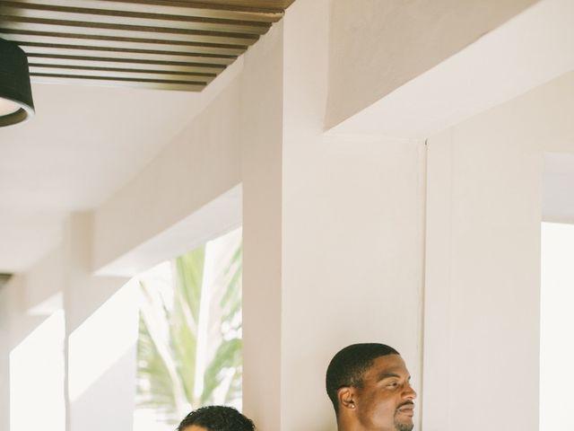 Rick and Samantha's Wedding in Punta Cana, Dominican Republic 43