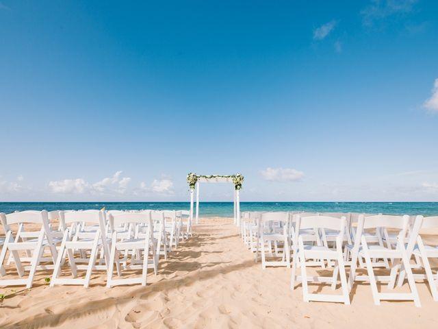 Rick and Samantha's Wedding in Punta Cana, Dominican Republic 46