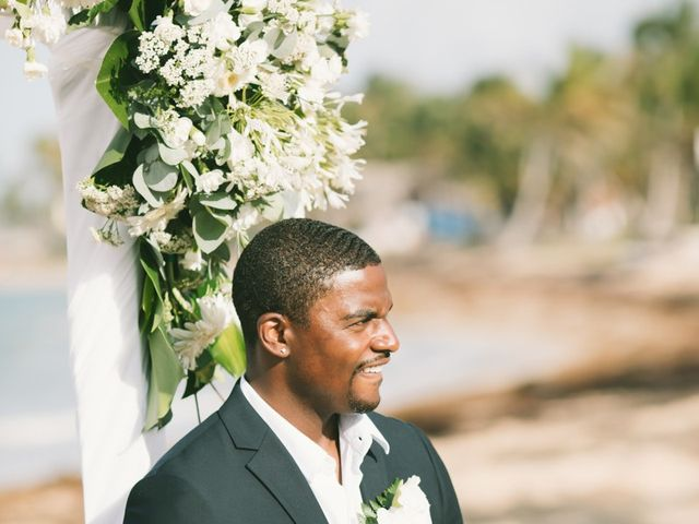 Rick and Samantha's Wedding in Punta Cana, Dominican Republic 47