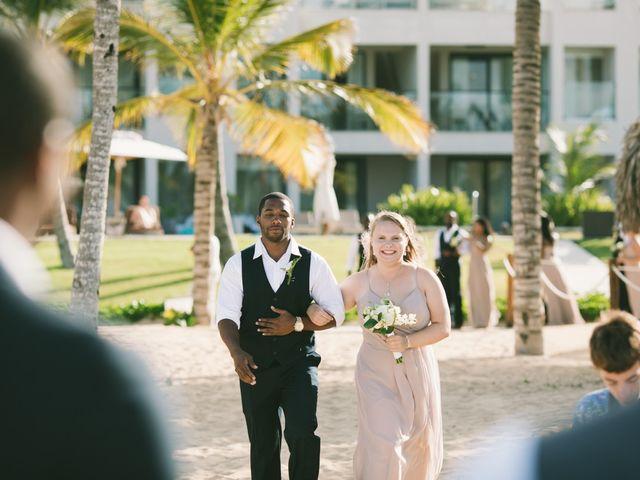 Rick and Samantha's Wedding in Punta Cana, Dominican Republic 48
