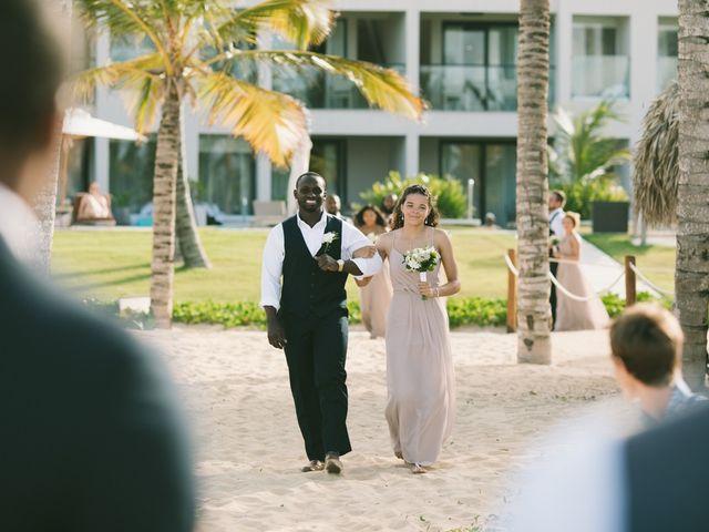 Rick and Samantha's Wedding in Punta Cana, Dominican Republic 49
