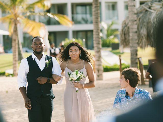 Rick and Samantha's Wedding in Punta Cana, Dominican Republic 50