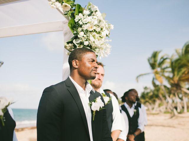 Rick and Samantha's Wedding in Punta Cana, Dominican Republic 54