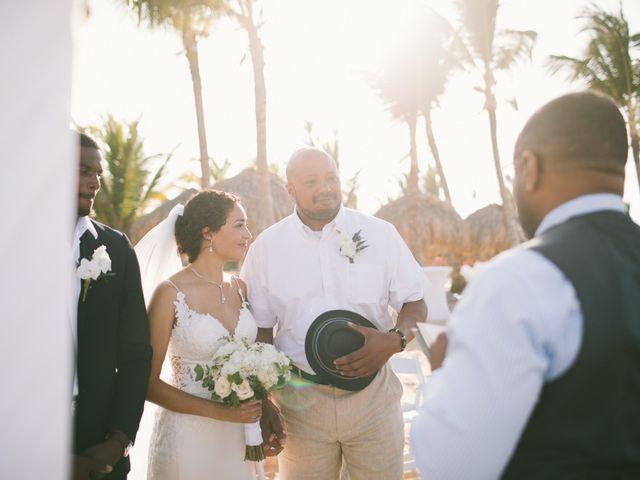 Rick and Samantha's Wedding in Punta Cana, Dominican Republic 62