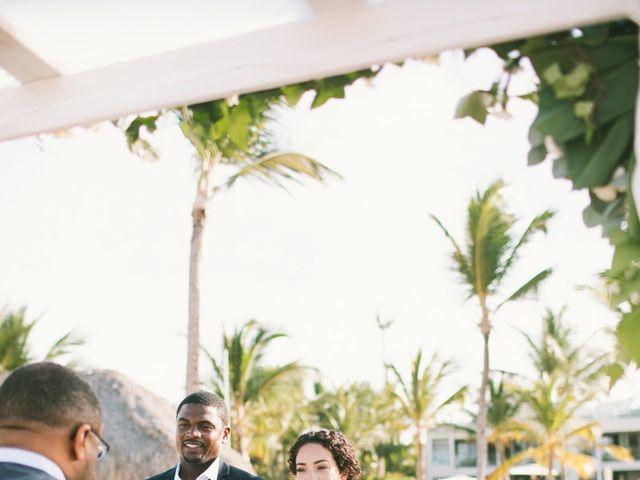 Rick and Samantha's Wedding in Punta Cana, Dominican Republic 64