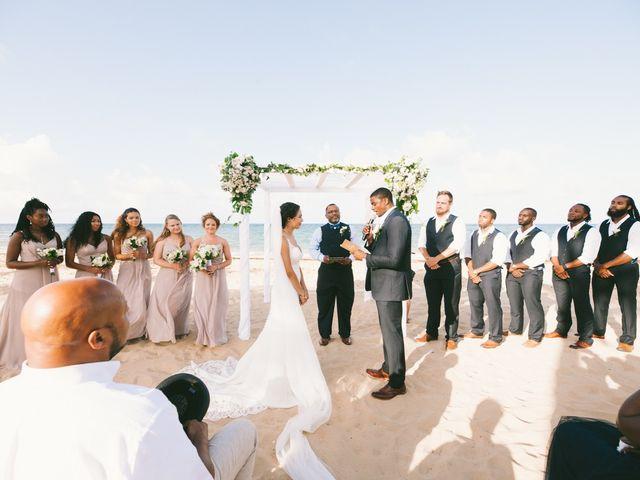 Rick and Samantha's Wedding in Punta Cana, Dominican Republic 69
