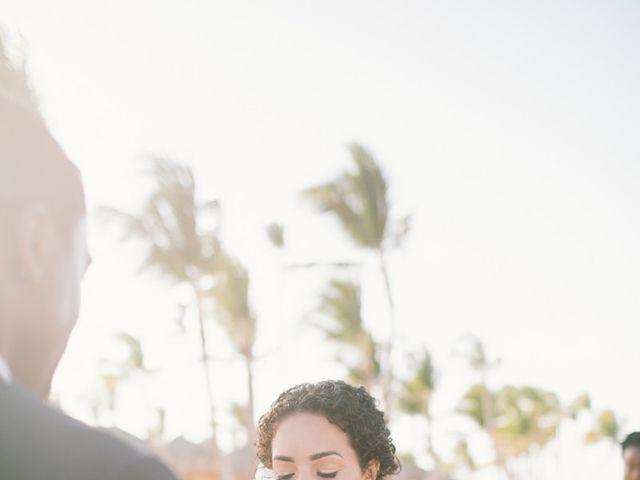 Rick and Samantha's Wedding in Punta Cana, Dominican Republic 74