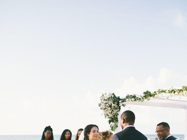Rick and Samantha's Wedding in Punta Cana, Dominican Republic 76