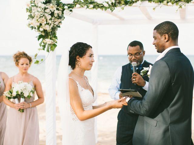 Rick and Samantha's Wedding in Punta Cana, Dominican Republic 88