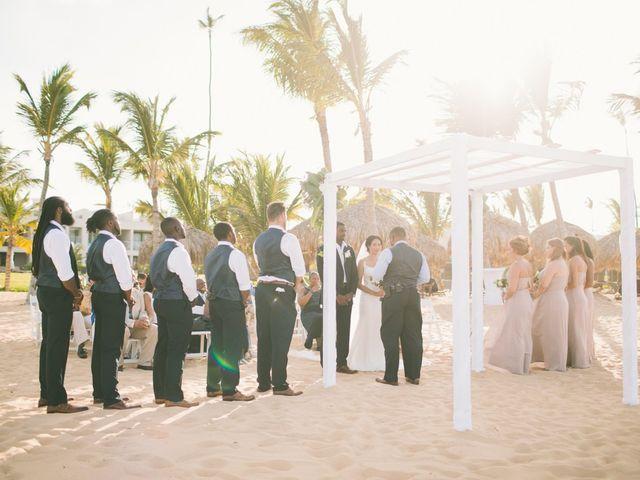 Rick and Samantha's Wedding in Punta Cana, Dominican Republic 90