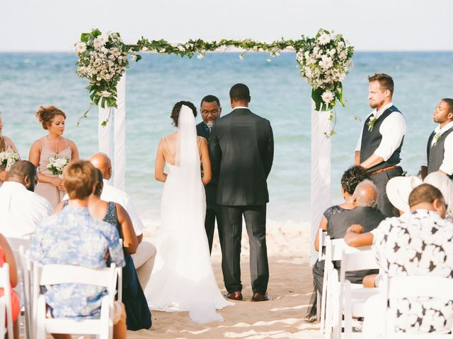 Rick and Samantha's Wedding in Punta Cana, Dominican Republic 91