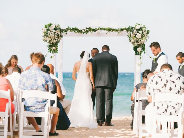 Rick and Samantha's Wedding in Punta Cana, Dominican Republic 92