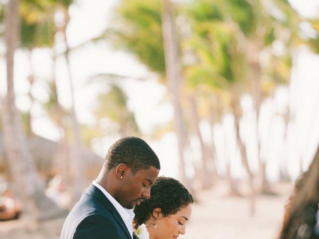 Rick and Samantha's Wedding in Punta Cana, Dominican Republic 93
