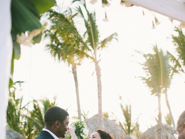 Rick and Samantha's Wedding in Punta Cana, Dominican Republic 100