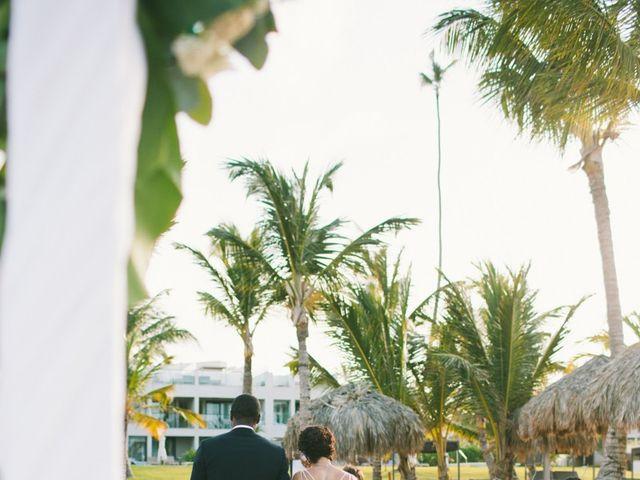 Rick and Samantha's Wedding in Punta Cana, Dominican Republic 103