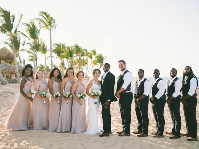 Rick and Samantha's Wedding in Punta Cana, Dominican Republic 105