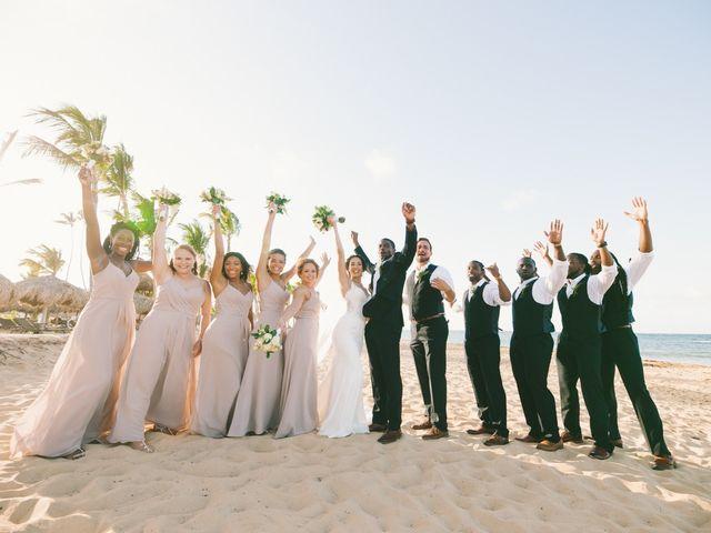 Rick and Samantha's Wedding in Punta Cana, Dominican Republic 106