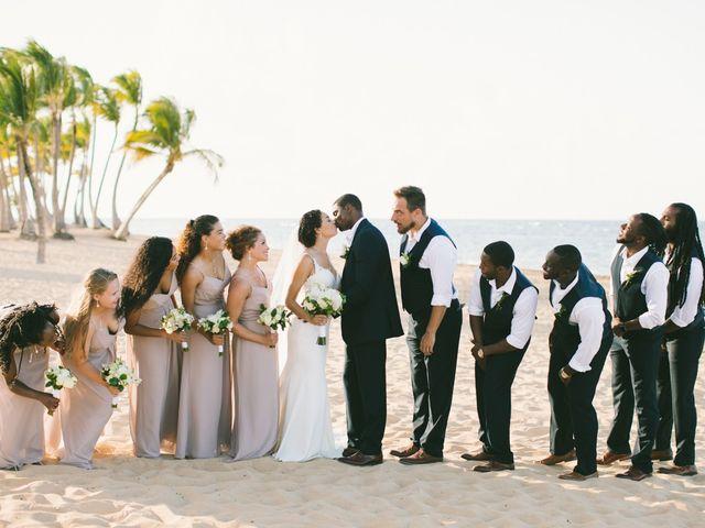 Rick and Samantha's Wedding in Punta Cana, Dominican Republic 107