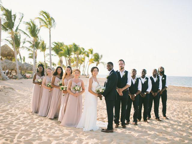 Rick and Samantha's Wedding in Punta Cana, Dominican Republic 108