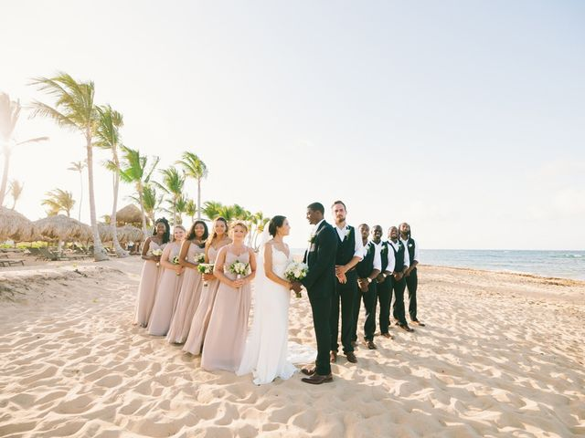 Rick and Samantha's Wedding in Punta Cana, Dominican Republic 110