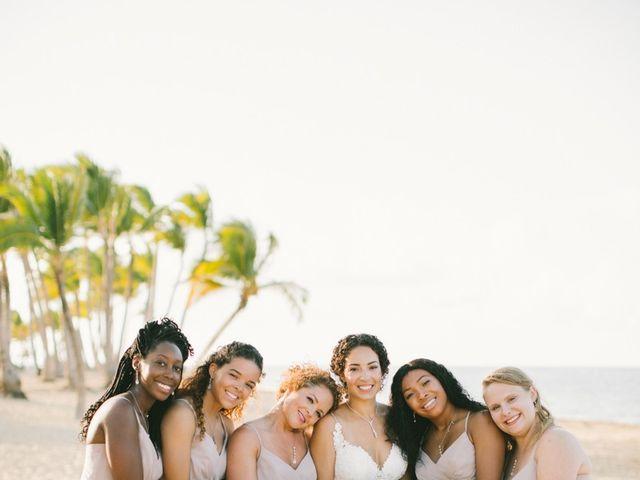 Rick and Samantha's Wedding in Punta Cana, Dominican Republic 112
