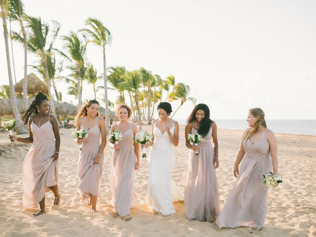 Rick and Samantha's Wedding in Punta Cana, Dominican Republic 115